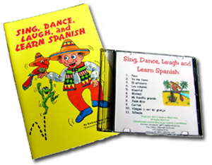 Sing Dance Laugh and Eat Quiche | Spanish CDs and Song Downloads